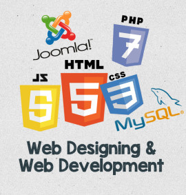 web designing development training Chandigarh