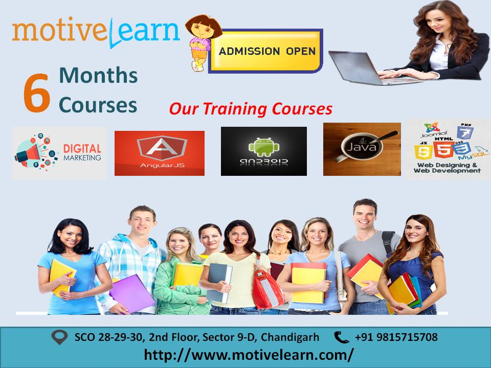 Android Application Development Course In Chandigarh