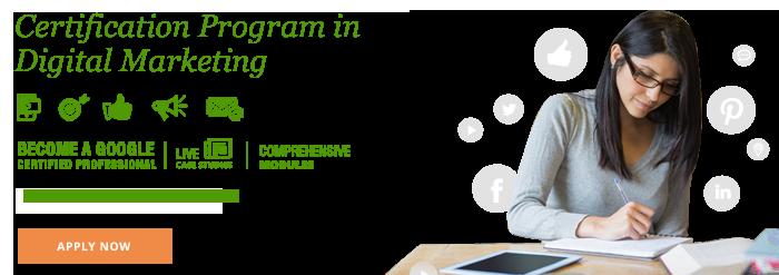 Elearning Digital Marketing Course Detail